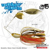 Molix WATER SLASH Double Willow 3/8oz