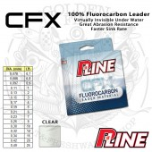 P-LINE CFX FLUOROCARBON 50M
