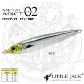 Little Jack METAL ADICT 02 40g