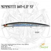Seaspin MOMMOTTI 180 LIP SF
