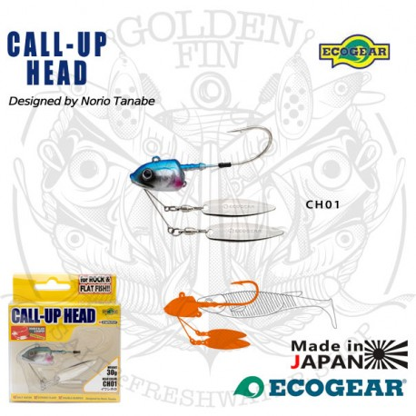 ECOGEAR CALL UP HEAD