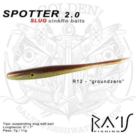 """RAIS SPOTTER 2.0 7"""""""