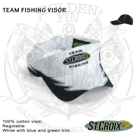 St.Croix FISHING TEAM Visor