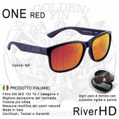 RiverHD ONE RED