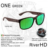RiverHD ONE GREEN