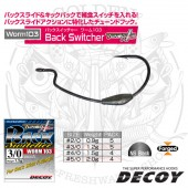 DECOY WORM103 BACK SWITCHER