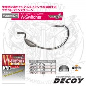 DECOY WORM 104 W-SWITCHER