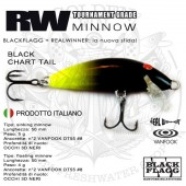 Black Flagg RW Minnow