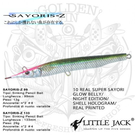 LITTLE JACK SAYORIS-Z 99