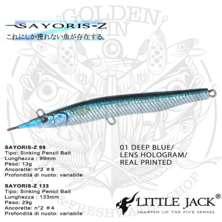 LITTLE JACK SAYORIS-Z 133