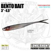 "LUNKERHUNT BENTO BAIT 3"""