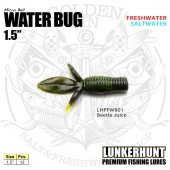 "LUNKERHUNT WATER BUG 1.5"""
