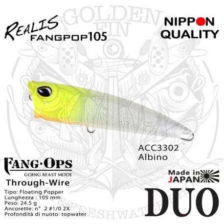 Duo REALIS FANGPOP 105