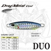 Duo DRAG METAL CAST 40g