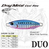 Duo DRAG METAL CAST SLOW 40g
