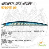 Seaspin MOMMOTTI 180 SS