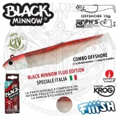 Fiiish BLACK MINNOW 90 FLUO EDITION