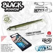 Fiiish BLACK MINNOW 70