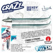Fiiish CRAZY SAND EEL 220 X-STRONG
