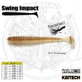 "Keitech SWING IMPACT 3.5"""