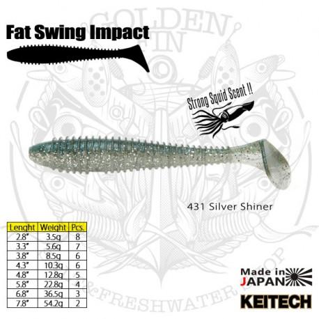 "KEITECH FAT SWING IMPACT 3,8"""