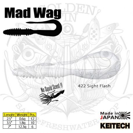 "KEITECH MAD WAG 2.5"""