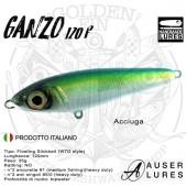 Auser Lures GANZO 120F