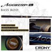 Crony Fishing Tackle AGGRESS Spinning