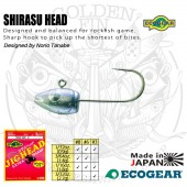 ECOGEAR SHIRASU HEAD