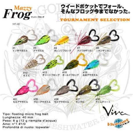 Viva Mazzy Frog 40