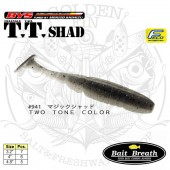 Bait Breath BYS TT SHAD 4""