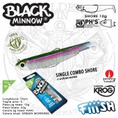 Fiiish BLACK MINNOW 120