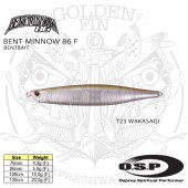 OSP BENT MINNOW 86F