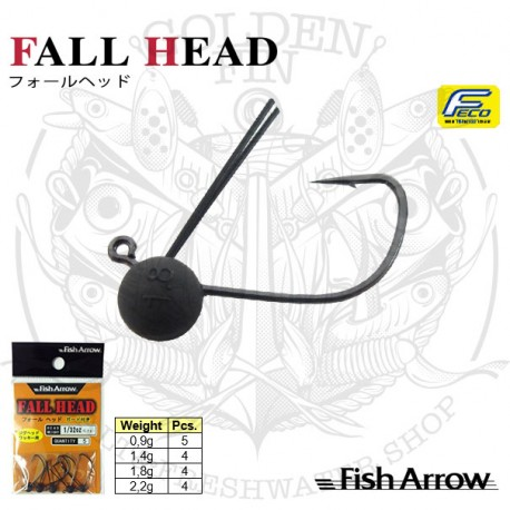 FISH ARROW FALL HEAD