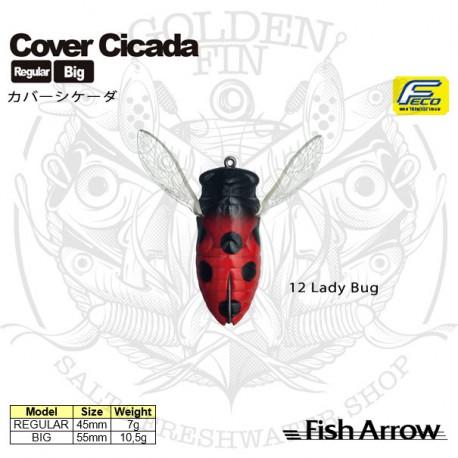 FISH ARROW COVER CICADA BIG