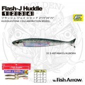 FISH ARROW FLASH-J HUDDLE 3""