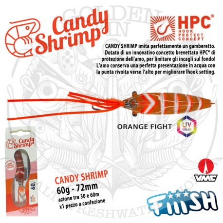 FIIISH CANDY SHRIMP 60g