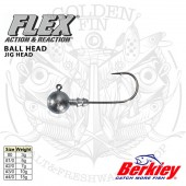 BERKLEY FLEX ROUND HEAD