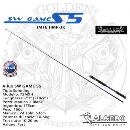 ALCEDO ALLUX SW GAME S5