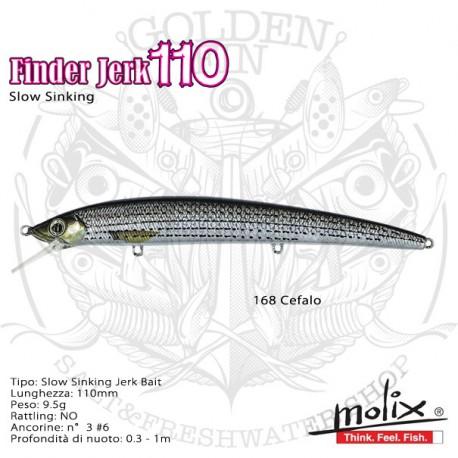 Molix FINDER JERK 110 SS