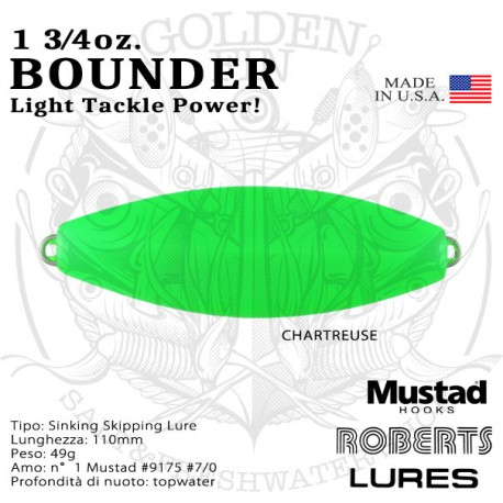 ROBERTS LURES BOUNDER 1 3/4oz
