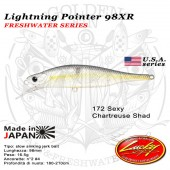 Lucky Craft LIGHTNING POINTER 98XR