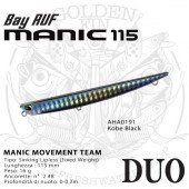 Duo BAY RUF MANIC 115