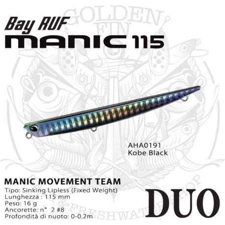 Duo BAY RUF MANIC 115