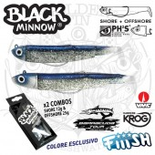 Fiiish BLACK MINNOW 120 BARRACUDA TOUR 2018