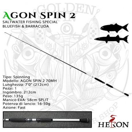 HERON AGON SPIN 2