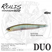 Duo REALIS MINNOW 80SP