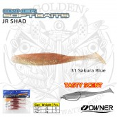 OWNER JR SHAD 3.2""