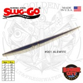 Lunker City SLUG-GO 4""