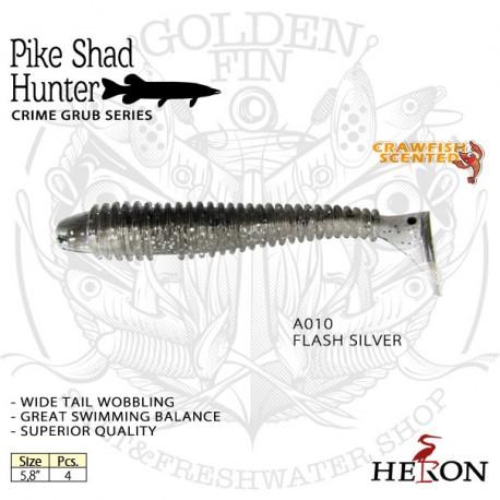 "HERON PIKE SHAD HUNTER 5.8"""